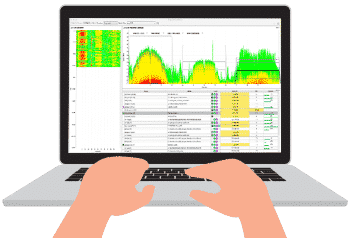 Ekahau Wireless LAN – Tenedis | Métrologie et performance