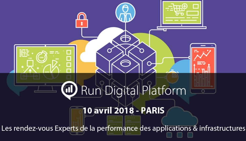 Run Digital Platform, le 10 avril 2018